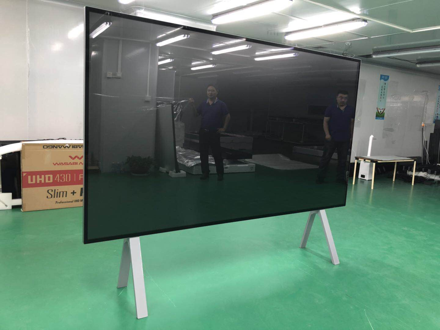 98 inch DLED TV SPEC