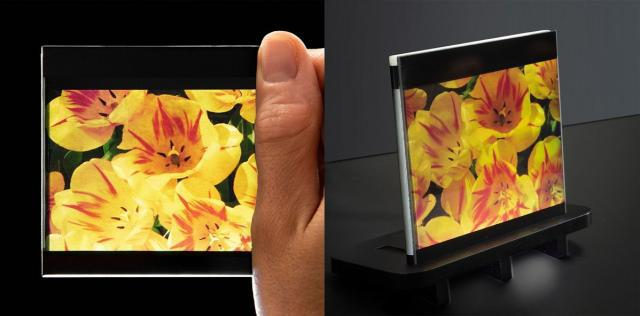 The OLCD breakthrough makes laptop and tablet screens truly bezel-less